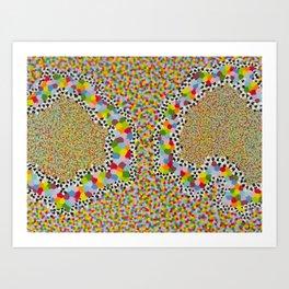 Juggle Art Print