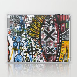 Feathers or Rockets Laptop & iPad Skin