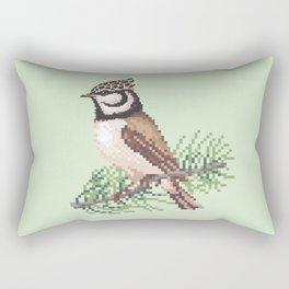 Bird 3 Rectangular Pillow