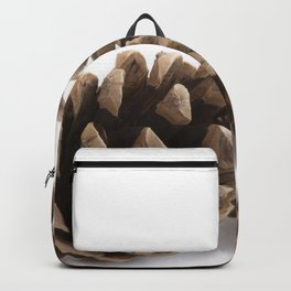 Two pinecones Backpack
