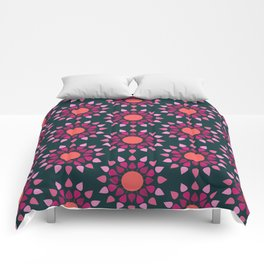 MCM Hydrangea Comforters