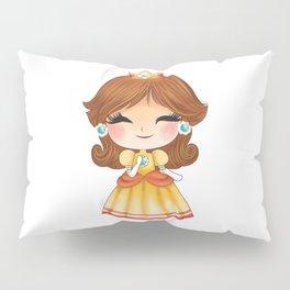 Orange Princess Plumber's collection Pillow Sham