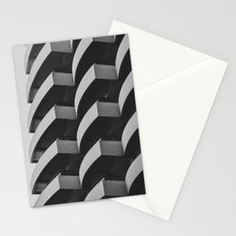 Fascinating Facade Stationery Cards