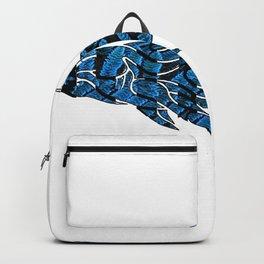 shark do do III stripe edition Backpack