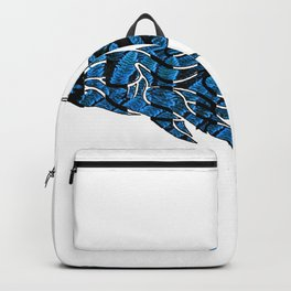 shark do do III stripe edition Backpack