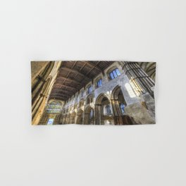 Rochester Cathedral Art Hand & Bath Towel