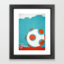 AXOR Heroes - Katamari Framed Art Print