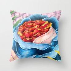 Awakened Throw Pillow