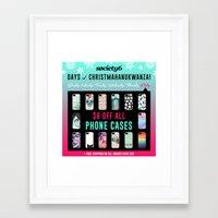 free shipping Framed Art Prints featuring Free Shipping by ErsanYagiz