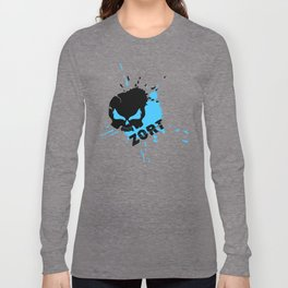 ZORT Splatter Long Sleeve T-shirt