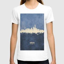 Shanghai China Skyline T-shirt