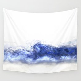 Atmospheric abstract Wall Tapestry
