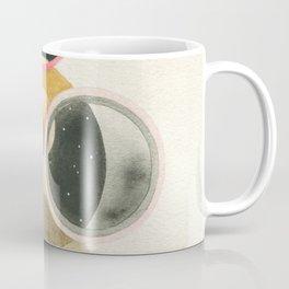 Moon and Orbs Coffee Mug