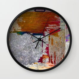 Name This Piece Wall Clock