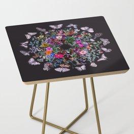 Butterfly Garden Side Table