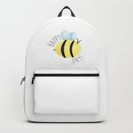 Happy Bee-Day Backpack
