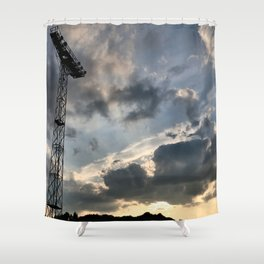To Destiny Shower Curtain