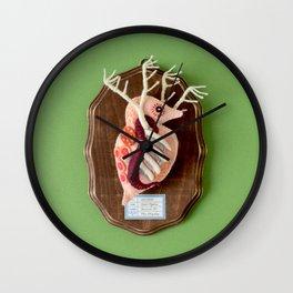 Specimen of Giant Daphnia Wall Clock