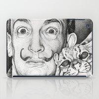 dali iPad Cases featuring Dali by Alice Macarova