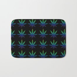 Marijuana Bath Mat