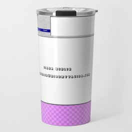 WWW. Travel Mug