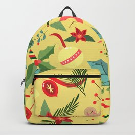Christmas Pattern 3 Backpack