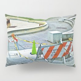 Nickel City Progress Pillow Sham