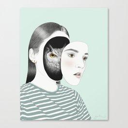 Mariela Canvas Print