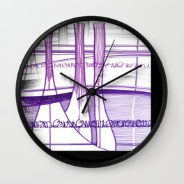 73 Wall Clock