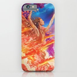 A Thunderous Anthem  iPhone Case