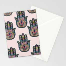 Indian hand illustration Stationery Cards