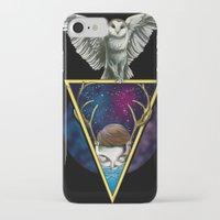 mirror iPhone & iPod Cases featuring Mirror by Valerio Marino