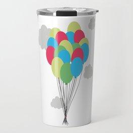 Colorful balloons Travel Mug