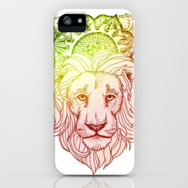 I Believe in the Good Things Coming iPhone Case