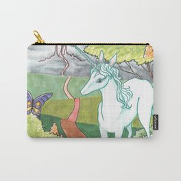 All The Roads Carry-All Pouch