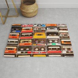 Something Nostalgic V - Music - Global Language #decor #society6 #buyart Rug