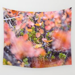Colorful twigs Wall Tapestry