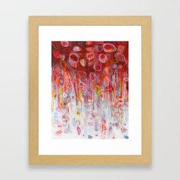 Ferocious Determination Framed Art Print