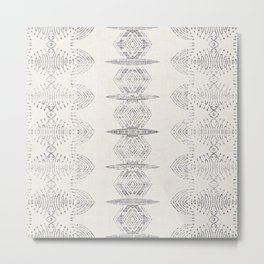 ERIS LINEN Metal Print