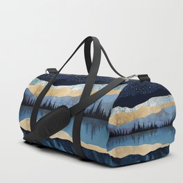 Midnight Lake Duffle Bag