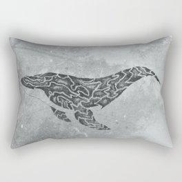 Planet Carivan Rectangular Pillow