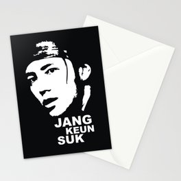 Jang Keun Suk Stationery Cards