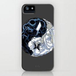 Snake Eyes/Storm Shadow  iPhone Case