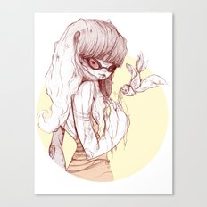 Pilar Canvas Print