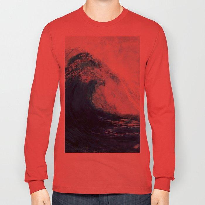 Waves II Long Sleeve T-shirt