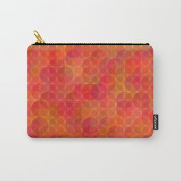 Stained Glass Sunrise Carry-All Pouch