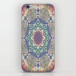 Jungle Kaleidoscope iPhone Skin