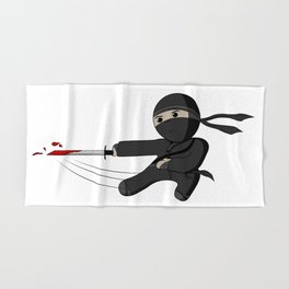 Ninja Swing Hand & Bath Towel
