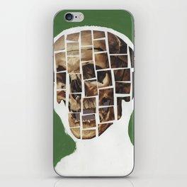 Skull-Saic iPhone Skin