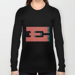 E 001 Long Sleeve T-shirt